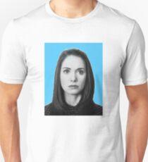 Annie Edison - Light Blue Unisex T-Shirt