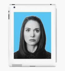 Annie Edison - Light Blue iPad Case/Skin