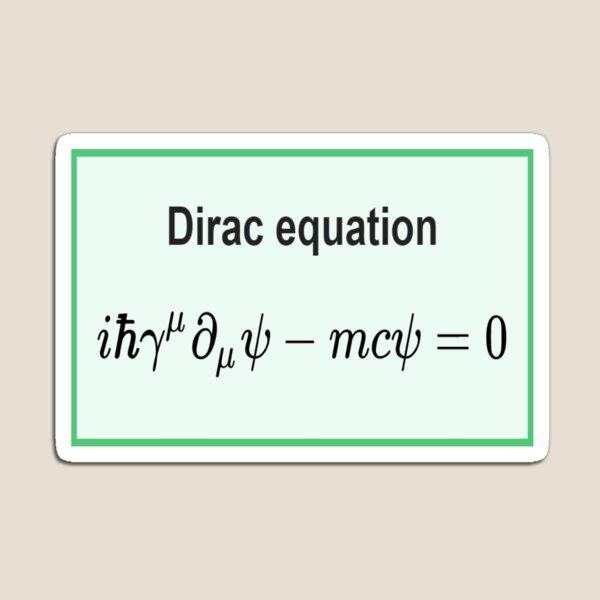 Dirac equation #Dirac #equation #DiracEquation #Physics Magnet