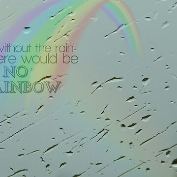 Photography - Rainbow Quote by gemzysworld