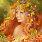 Autumn von Alena Lazareva