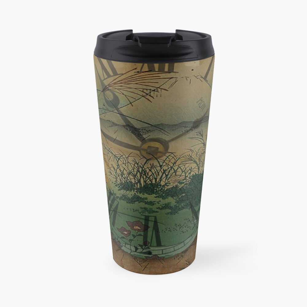 Behind Time Travel Mug
