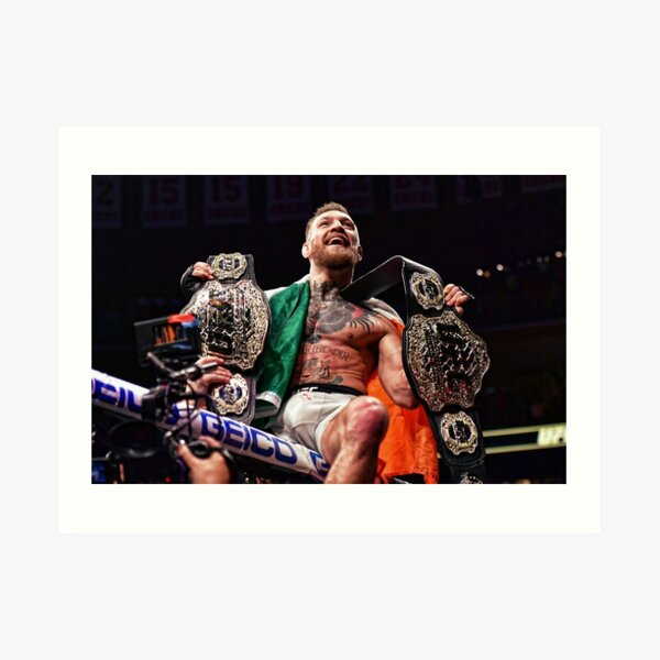 CHAMP CHAMP / COLORED VERSION - Different prospective  Art Print