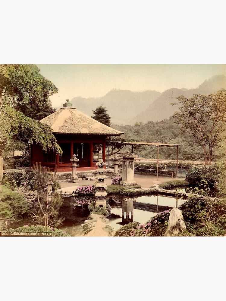 Dainichido Garden, Japan by Fletchsan
