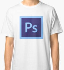 Adobe Photoshop Logo Classic T-Shirt