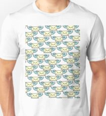 Caremail Pattern Unisex T-Shirt