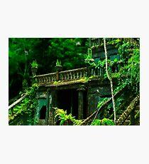 Spanish Castle Dreams Photographic Print