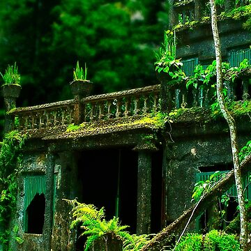 Spanish Castle Dreams by GreenEyedHarpy