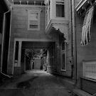 Alley by John Schneider