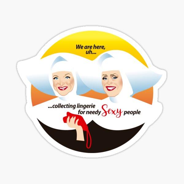 Sexy people Sticker