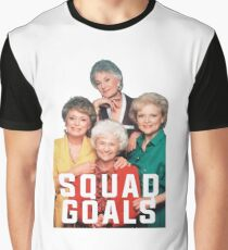The Golden Squad Graphic T-Shirt