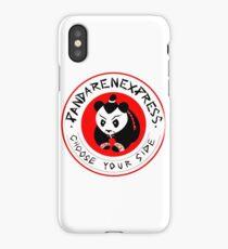 Pandaren Express iPhone Case/Skin