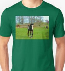 Coming to Greet Me Unisex T-Shirt