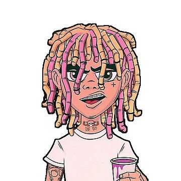 Lil Pump Leanky by Dieguin04