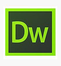 DreamWorker Logo Photographic Print