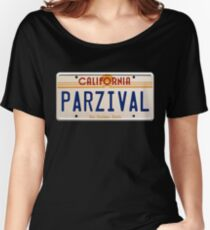 Parzival Custom Plate Women's Relaxed Fit T-Shirt
