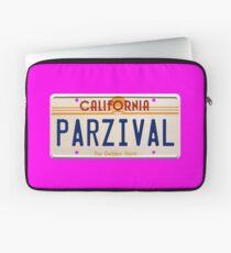 Parzival Custom Plate Laptop Sleeve