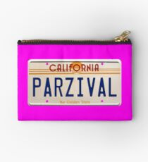 Parzival Custom Plate Studio Pouch