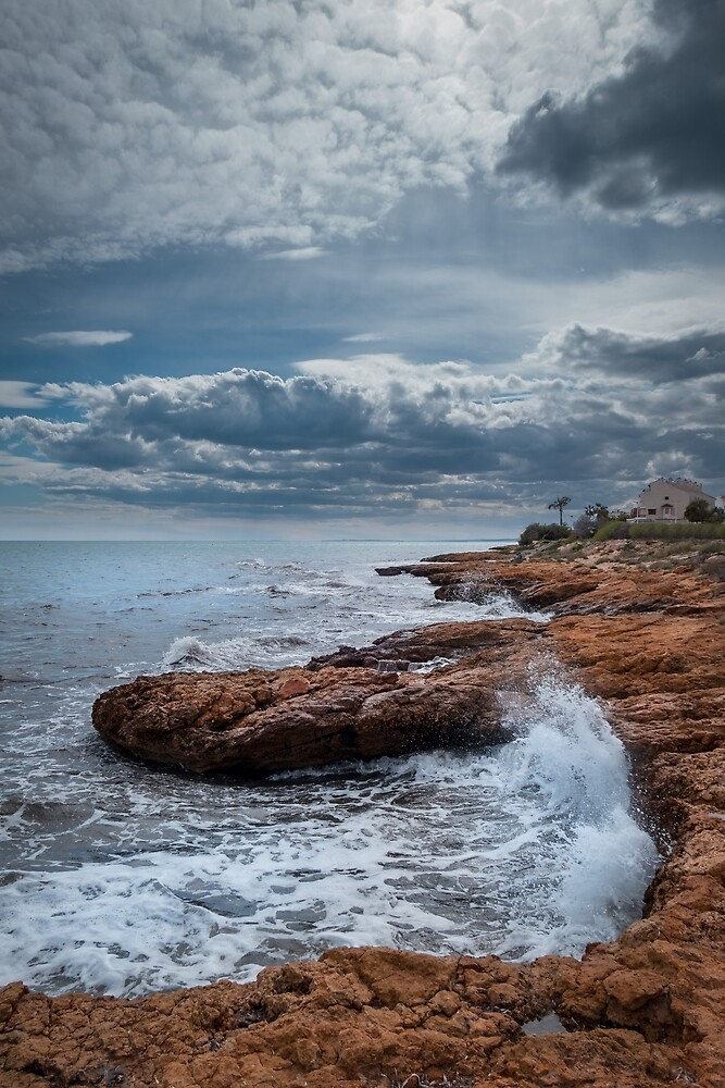 Santa Pola Coast by Dekkoboyo