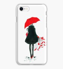 Christmas in Town iPhone Case/Skin
