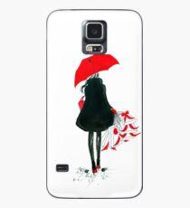 Funda/vinilo para Samsung Galaxy Navidad en la ciudad