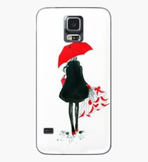 Christmas in Town Case/Skin for Samsung Galaxy
