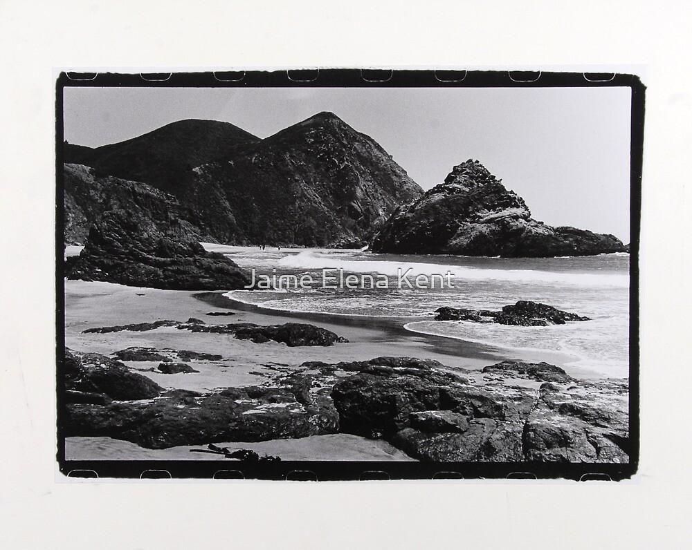 Big Sur, California by Jaime Elena Kent