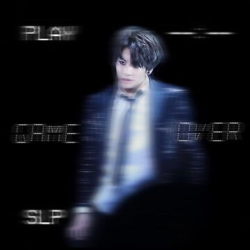 """Jungkook """"Game Over"""" shirt  by realisticbabe"""