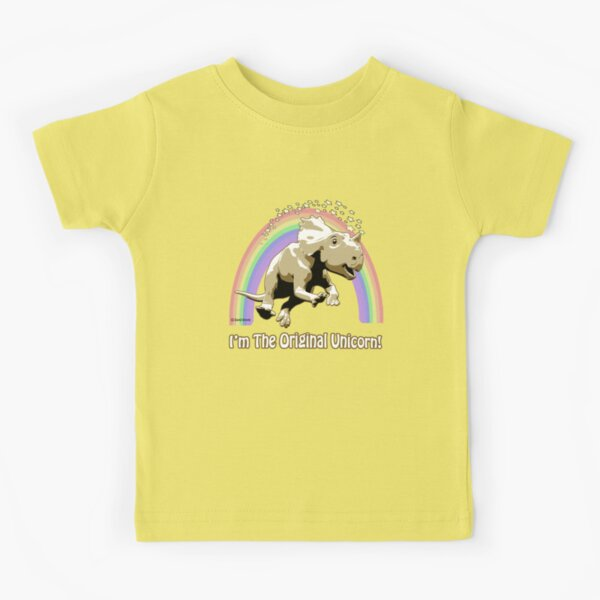 I'm The Original Unicorn! Kids T-Shirt