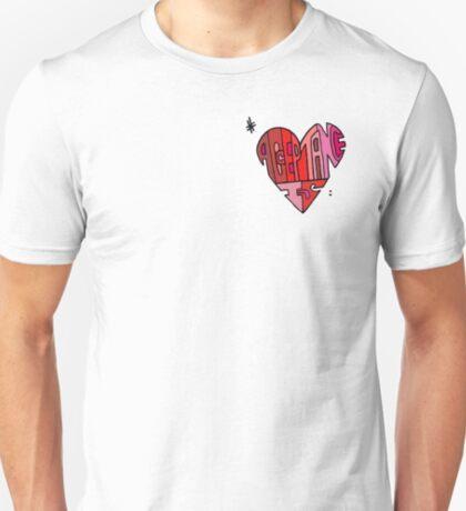 #AcceptanceIs - Heart T-Shirt