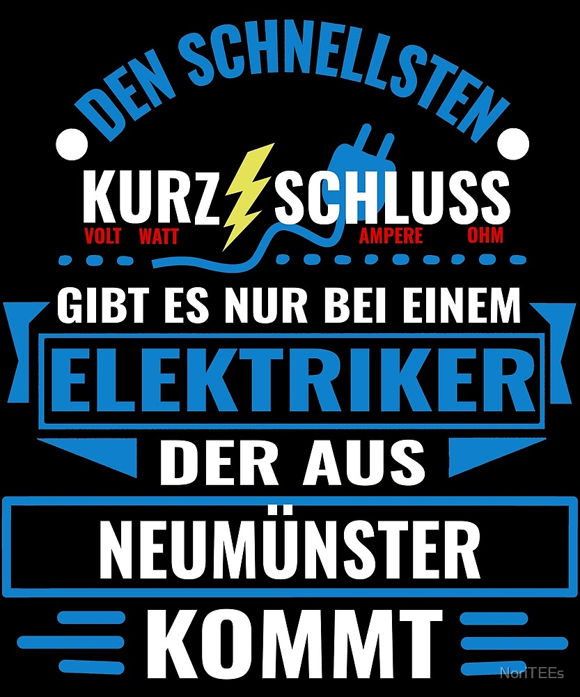 NEUMÜNSTER - We have the best electricians, no one gets it so fast. by NoriTEEs