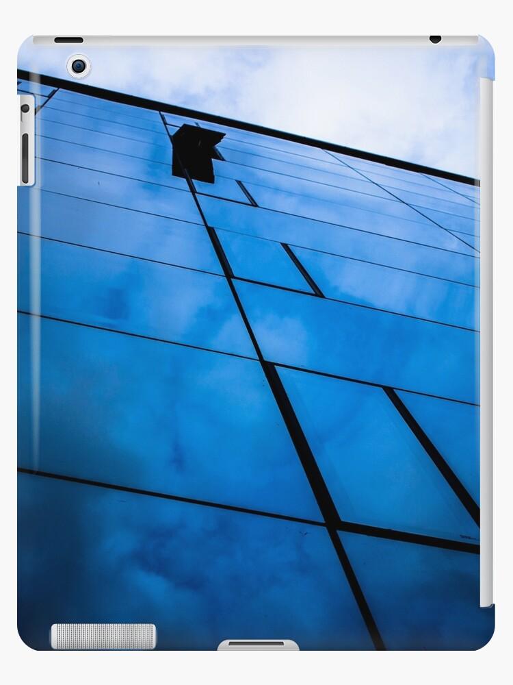 Blue Sky Reflection by Janne Kajander