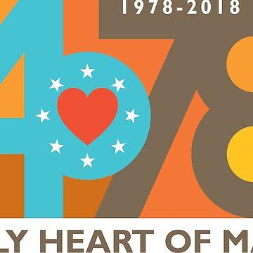 Holy Heart of Mary Reunion 2018 by Landrigan
