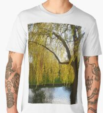 Weeping Willow  Men's Premium T-Shirt