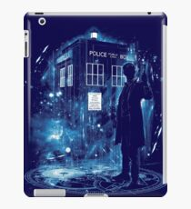 11th time storm iPad Case/Skin