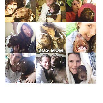 dog mom by gemzysworld