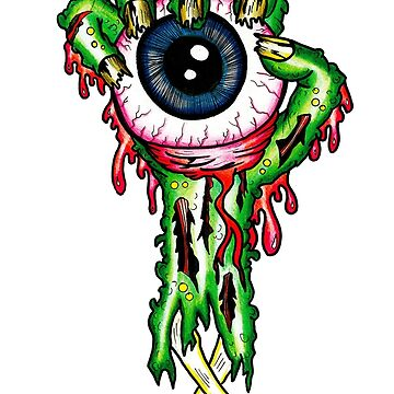 Zombie Eye by GrimCraft