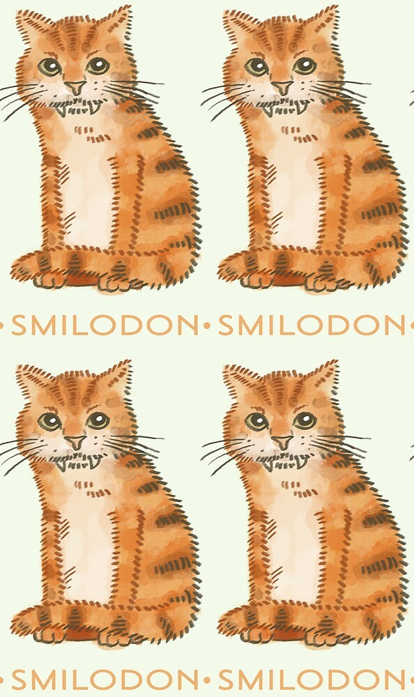 Smilodon by aferrara
