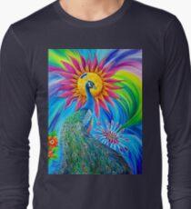 Colors Of His Splendor Long Sleeve T-Shirt