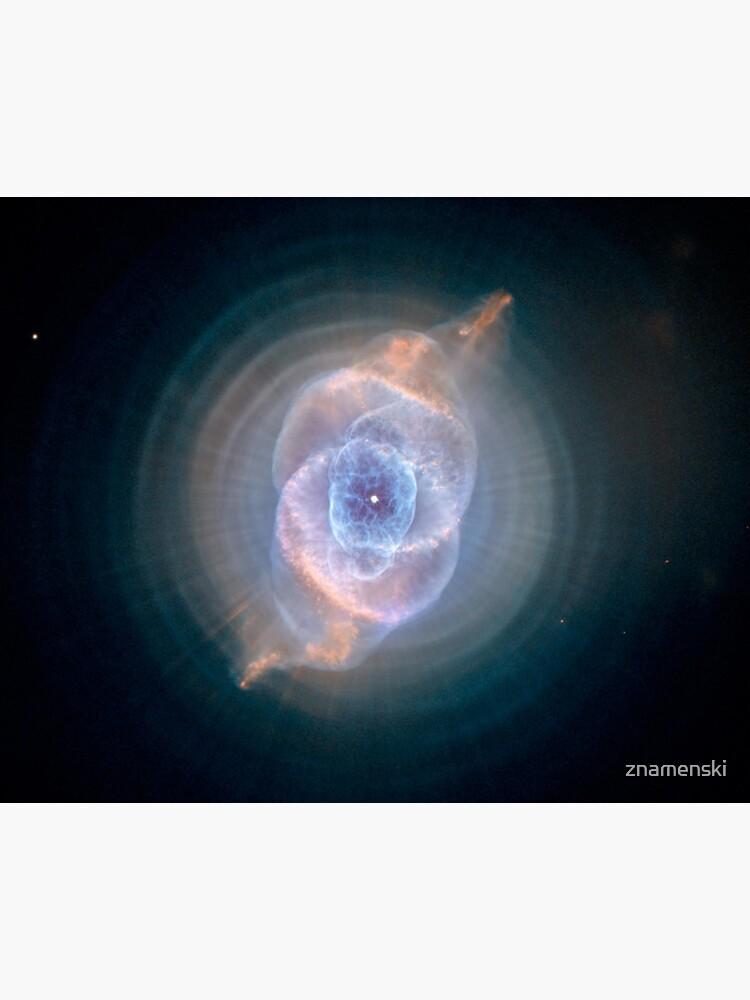 NASA's Hubble Space Telescope: Cat's Eye Nebula by znamenski
