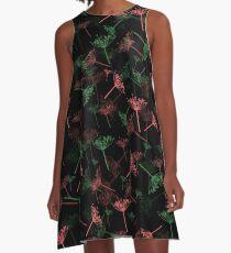 Fennel A-Line Dress