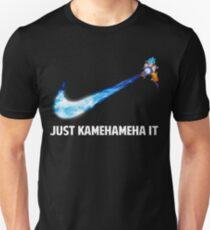 Just Kamehameha it Unisex T-Shirt