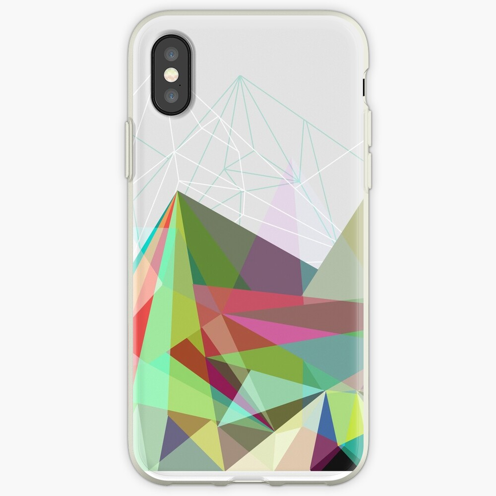 Colorflash 7 iPhone Case & Cover