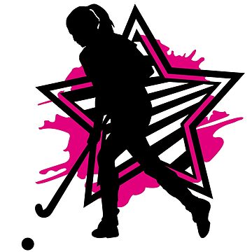 Hockey Girl  by hookfreaks