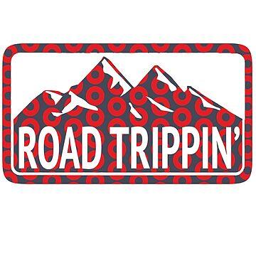 Phish Road Trippin' by melkel52