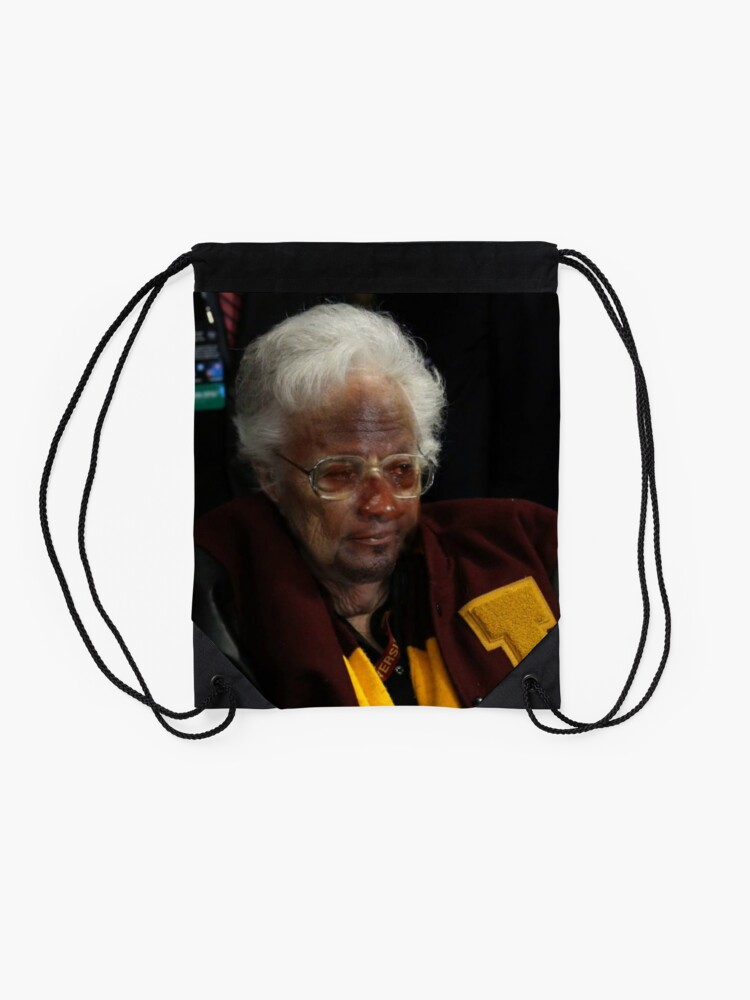 833042b8549e Alternate view of Sister Jean Crying Jordan Drawstring Bag