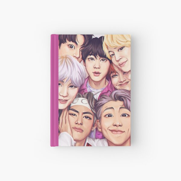 THE LATE LATE SELCA Hardcover Journal
