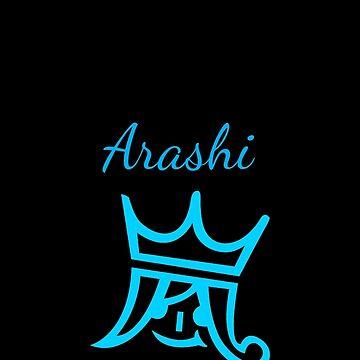 Just Arashi by YolotlAzul