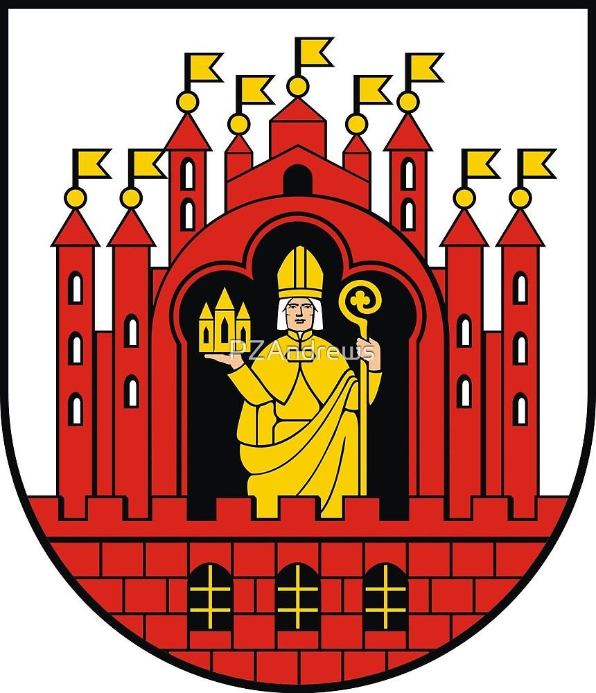 Grudziądz coat of arms, Poland by PZAndrews