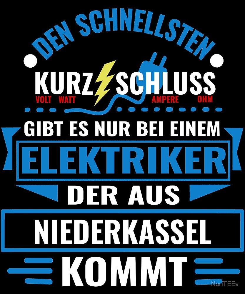 NICKKASSEL - We have the best electricians, no one gets it so fast. by NoriTEEs